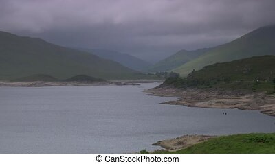 Loch Cluanie, Scotland - Ungraded Version - Ungraded and...