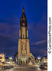 Travel Concepts. Protestant New Gothic Church (Nieuwe...