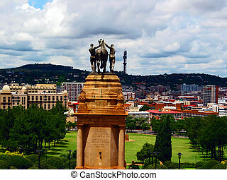 Union Building, Pretoria - Union building, Pretoria, South...