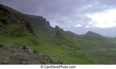 Epic Quiraing, Scotland - Ungraded Version - Ungraded and...