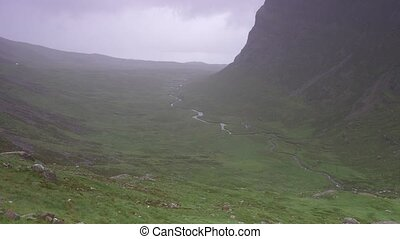 Applecross Pass, Bealach Na Ba, Scotland - Ungraded Version...