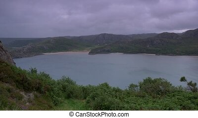 View On Loch Ewe, Poolewe, Scotland - Ungraded Version -...