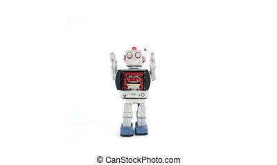 robbot - retro robbot toys