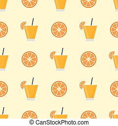 Alcohol drinks beverages cocktail seamless pattern lager...