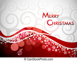 Christmas Background - Background for new year and for...