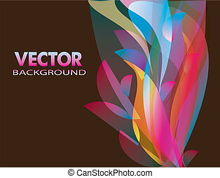 Vector background with place for your text