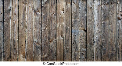 Old worn out wooden planks background