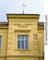 Austrian primary school and secondary school - A mixed...