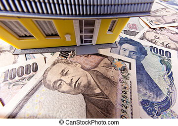 Foreign currency loans for house building in Yen