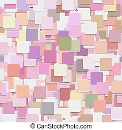 Seamless square pattern background - vector graphic design...