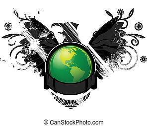 Earth Conservation Emblem