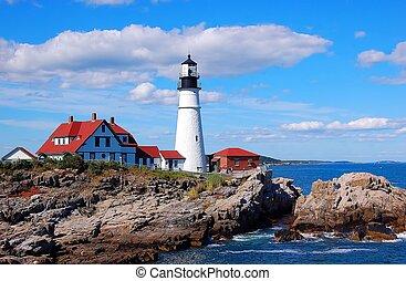 Portland Head Lighthouse - Portland, ME