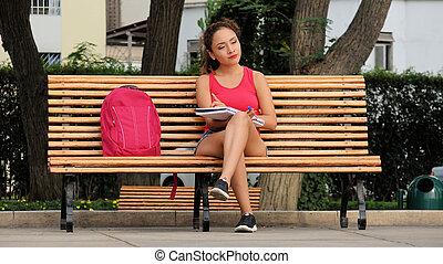 Beautiful Student Thinking