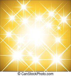 shiny bright vector background - illustration of shiny...