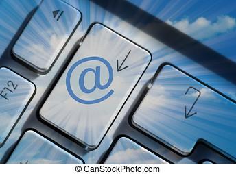 Kommunikation, E-mail