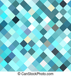 Seamless Block Abstract Background with Dynamic Digital...