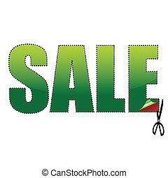 cutting sale