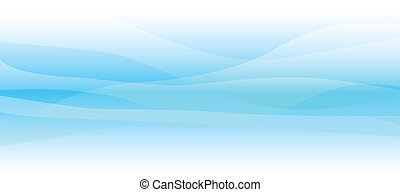 Abstract vector background in blue for design works