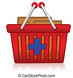 shopping baggage