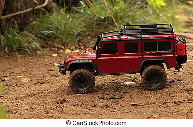 expedition Land Rover Defender off-road vehicle - offroad...