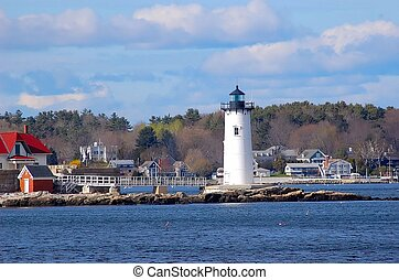 Portsmouth Harbor Lighthouse - Portsmouth NH