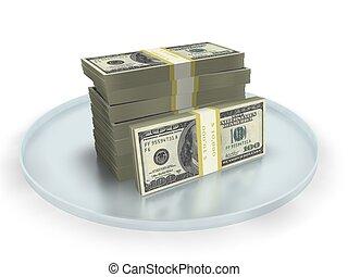 easy money concept