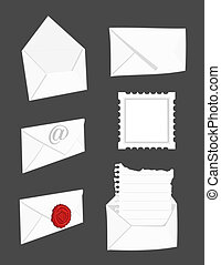 Various Envelopes