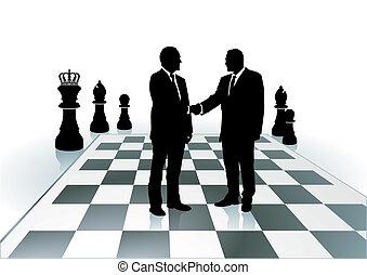 handshake check