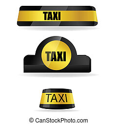 taxi tags