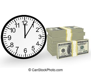 Time and Money  - Time and Money