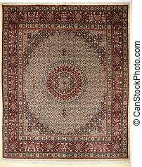 Arabic carpet colorful persian islamic handcraft handmade