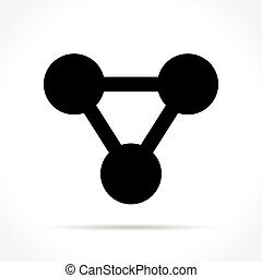 share icon on white background - Illustration of share icon...