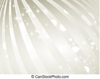 Light abstract rays background - Background with stars, rays...