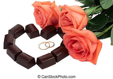 Roses and Chocolate