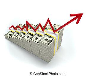 Financial diagram