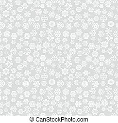 snow flakes background seamless - seamless pattern with...