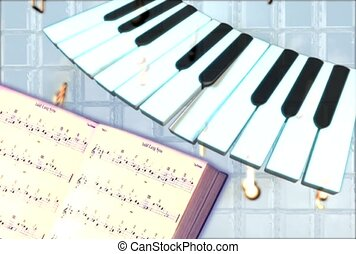 musical instrument, piano key, piano lesson