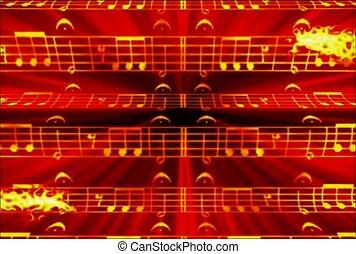 audio, symphony, instrument