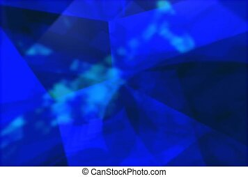sheer, blue, confusion