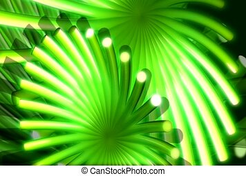 swivel, green, spin
