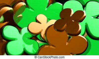 clover, saint patrick, luck