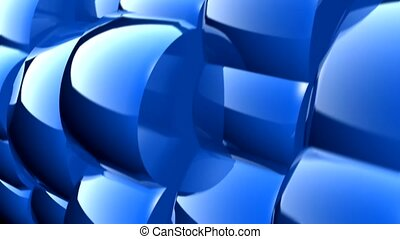 shiny, pattern, blue