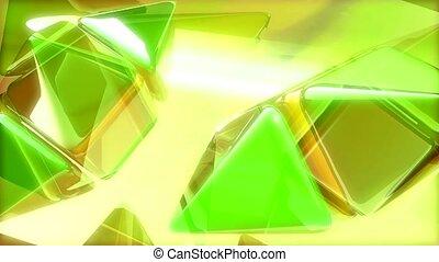 sheer, metallic, reflection