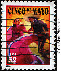 salute to the holiday Cinco de Mayo - UNITED STATES OF...