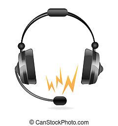 head phone icon