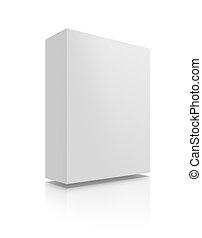 Blank Box - XL