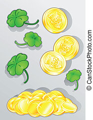 St. Patricks Day Illustrations