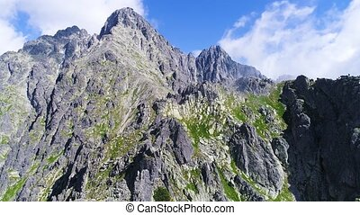 flight in Tatras mountains - flight in beautiful Tatras...