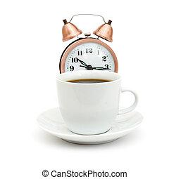 break for coffee