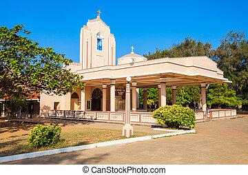 St Anne Church, Sri-Lanka - Thalawila St Anne Church near...